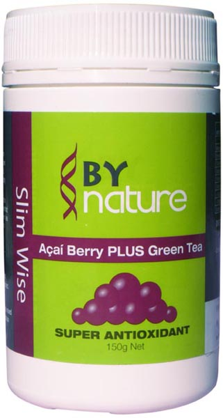 Acai Berry Plus Green Tea